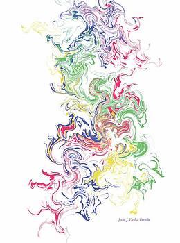 Abstract 10 by Jessie J De La Portillo