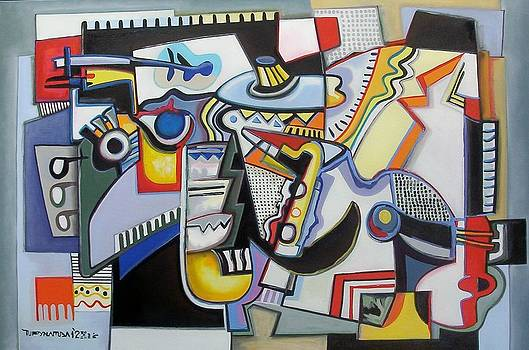 Abstract 117  by Chico Tupynamba