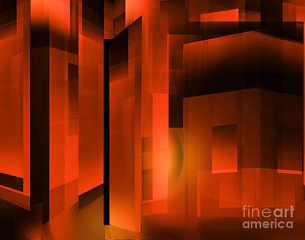 Abstract 500 by John Krakora