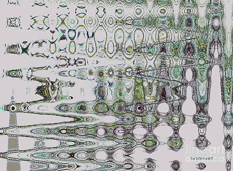 Abstract approach II by Tatjana Popovska