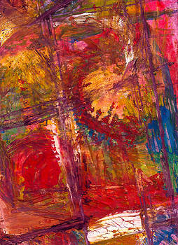 Abstract For The Holidays by James Raynor