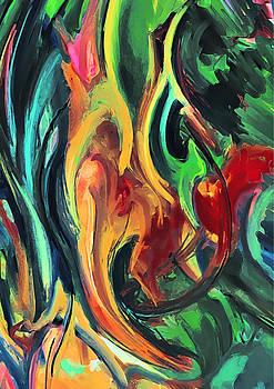 Abstract by Gustav Boye