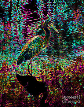 Jeff McJunkin - Abstract Heron