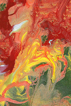 Mike Savad - Abstract - Nail Polish - In a state of flux