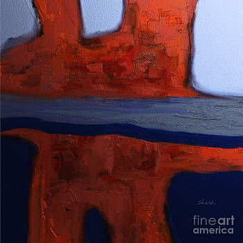 Shesh Tantry - abstract no. 203