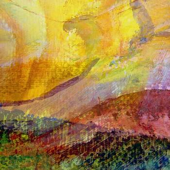 Michelle Calkins - Abstract No. 3