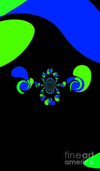 Abstract Pattern Design 3 by Nikunj Vasoya