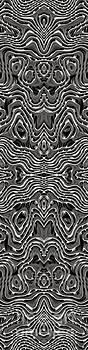 Abstract Rhythm - 18 by Hanza Turgul