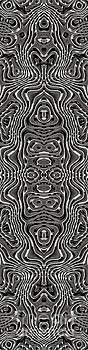 Abstract Rhythm - 19 by Hanza Turgul