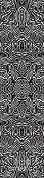 Abstract Rhythm - 20 by Hanza Turgul