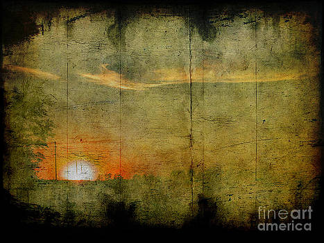 Abstract sky 7 by Jim Wright