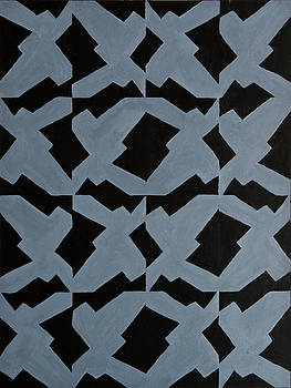 Jeanette K - Abstract Tessellation