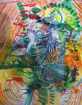 Abstract thinking by Dhiraj Parashar
