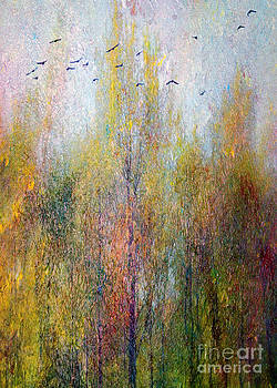 Svetlana Sewell - Abstract Trees