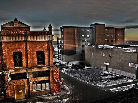Abstract View by Dan Kincaid