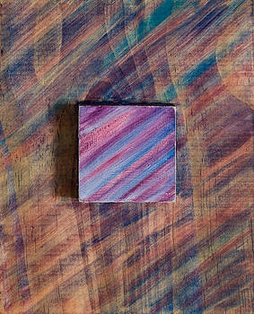 Jeanette K - Abstract Wood