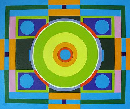 Abstrakt 11 by Wal Jarosz