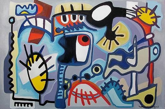 Abstrato 101 by Chico Tupynamba