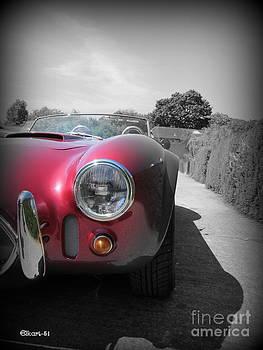 AC Cobra by Gra Howard