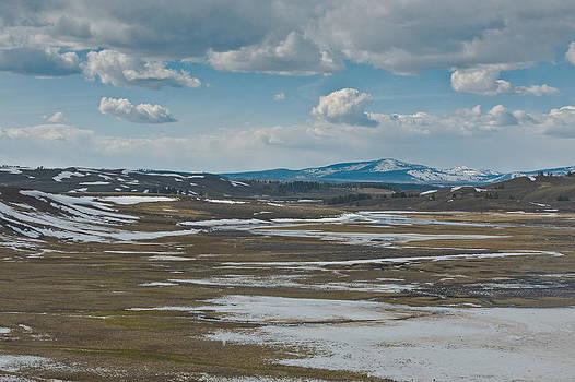 Yellowstone Landscape by Pro Shutterblade