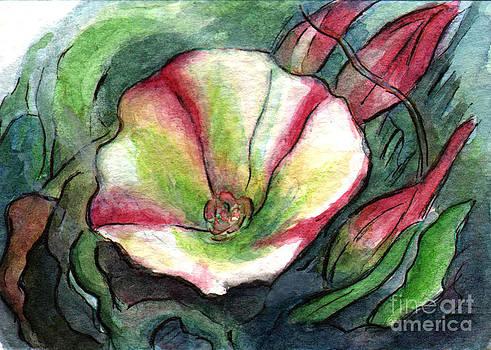 Ac295 Wild Flower MG by Kirohan Art