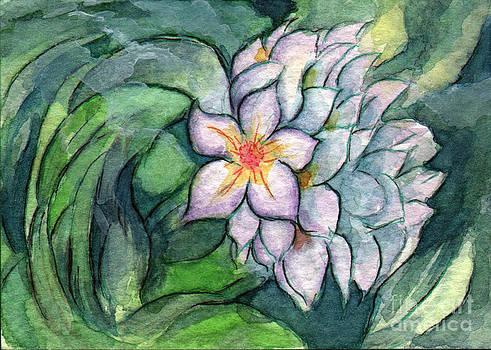 Ac296 Wild Flower PF by Kirohan Art