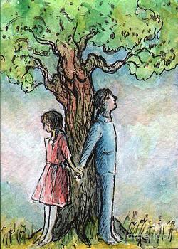 Ac298 First Love by Kirohan Art