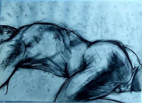 Achilles III by Greg Hoey