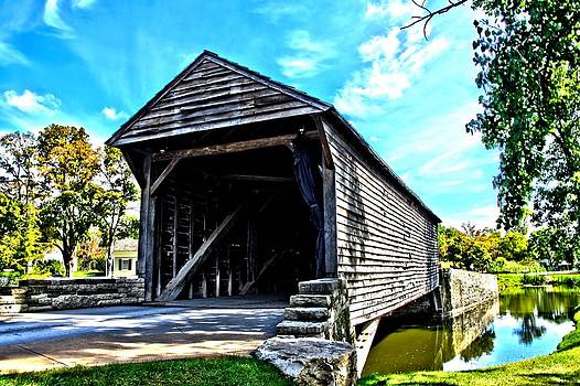 Ackley Covered Bridge by DJ Florek