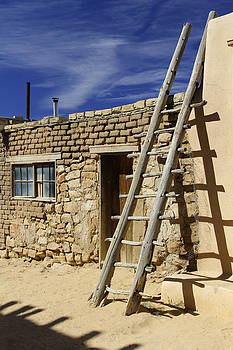 Mike McGlothlen - Acoma Pueblo Adobe Homes 4