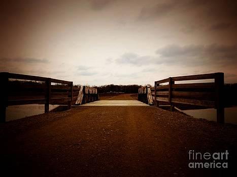 Across the Bridge by K L Roberts