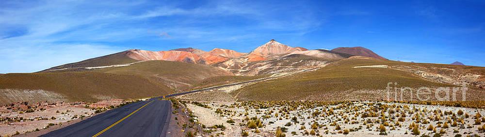 James Brunker - Across the Chilean Altiplano