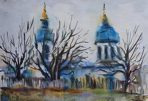 Acuarela by Litvac Vadim