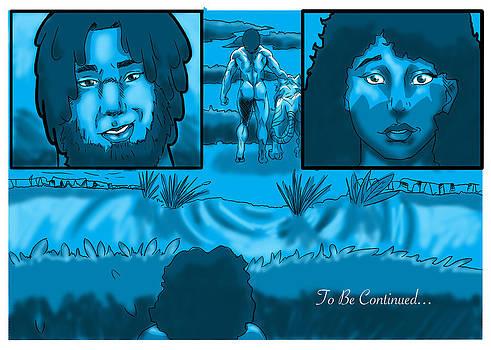 Adams Eve pg 12 by Michael Briggs