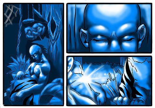 Adam's Eve pg 2 by Michael Briggs