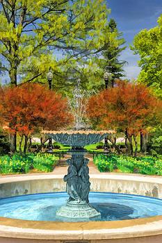 Christopher Arndt - Adams Park Fountain