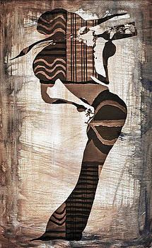 Adele Cognac by Zoia  Luecht