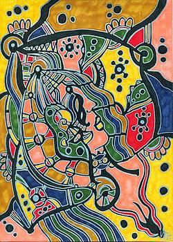 Adhara Maiden by Michelle Villarreal