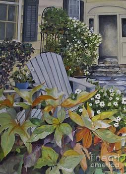 Adirondack Chairs by Karen Olson