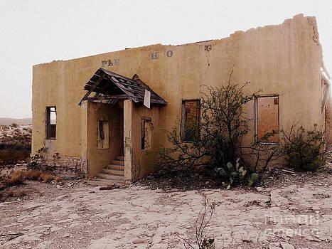 Adobe Ruin by Avis  Noelle