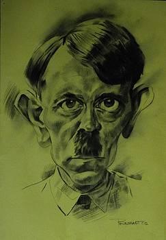 Adolph Hitler by Prashant Srivastava