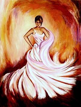 Adonia by Indira Mukherji