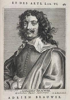 Adriaen Brouwer Or Brauer by British Library