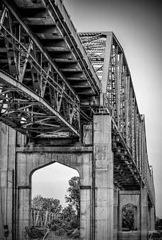 A.E. Memorial Bridge by Mark McDaniel
