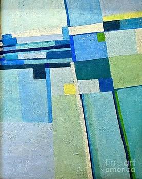 Aerial Crossroads by Judith Espinoza