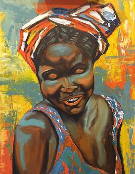 Africa by Mary Rimmell