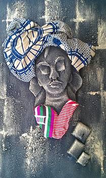 Africa women by Isaac Bineyson