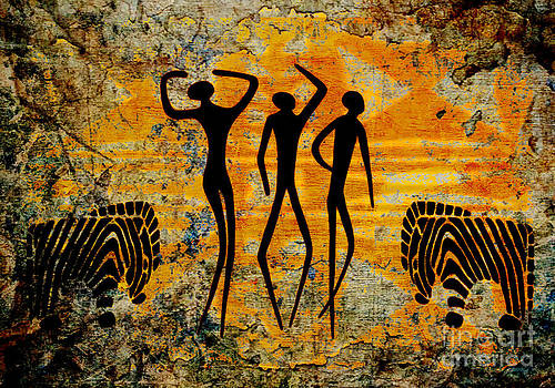 African Art by Victoria Kir