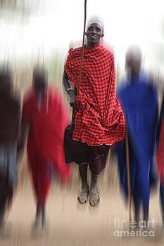 African dance by Christine Sponchia