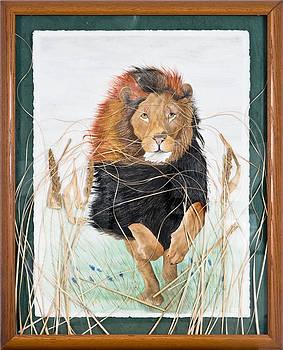 African King by Joette Snyder